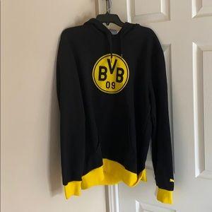 Borussia Dortmund puma hoodie